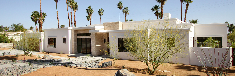 Desert Lily Exterior