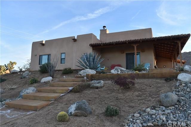 high desert real estate market